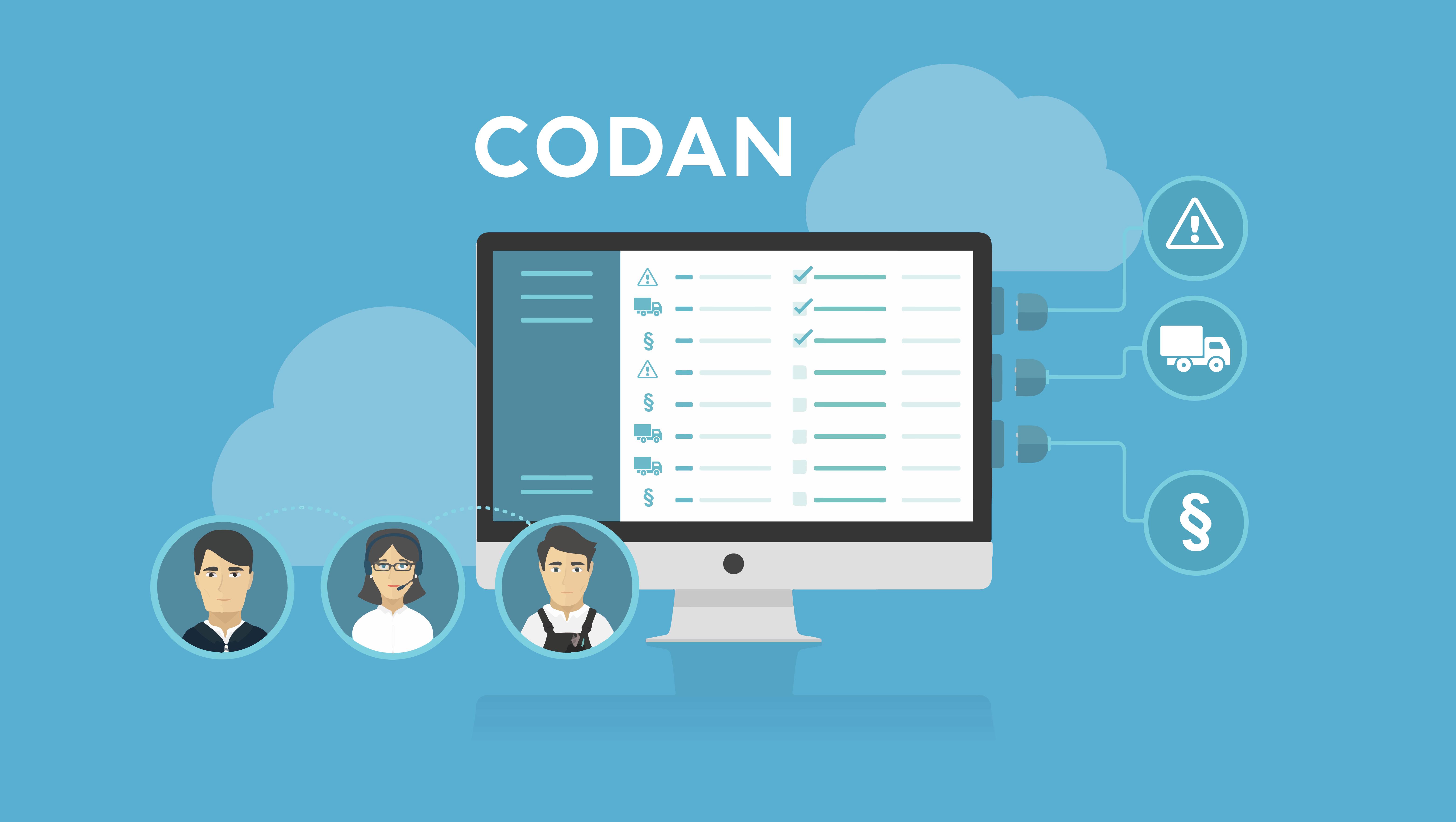 Codan tar ett jättesteg på sin digitala resa