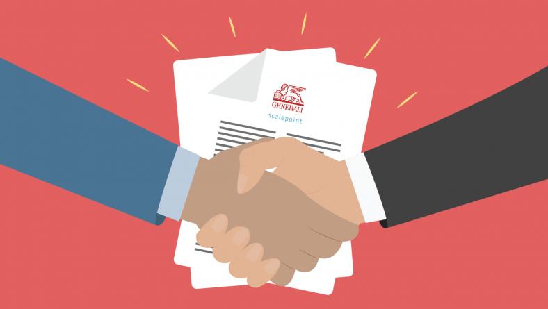 Scalepoint heißt Generali Allgemeine Versicherungen AG als neuen Kunden willkommen