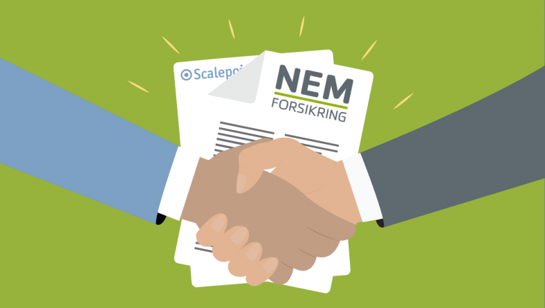 NEM Forsikring chooses EasyClaims as their new claim system